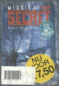 Cherub missie 1 top secret (verpakt per 2 stuks) / druk 1