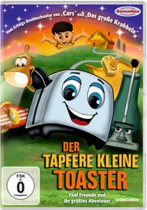 Der tapfere kleine Toaster (DVD)
