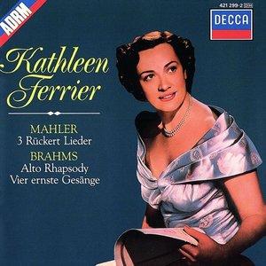 Mahler: 3 Rückert Lieder/Brahms: Alt-Rhapsodie