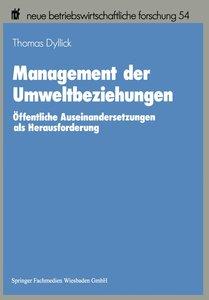 Management der Umweltbeziehungen