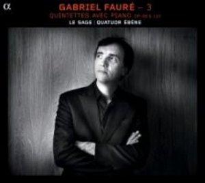 Kammermusik Vol.3-Klavierquintette op.89 & 115