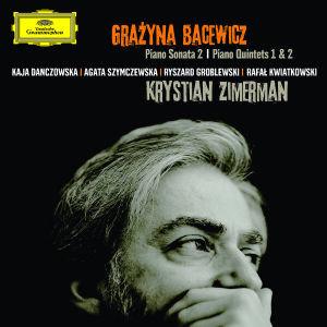 Bacewicz: Klaviersonate 2,Quintette 1 & 2