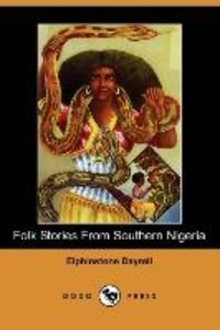 Folk Stories from Southern Nigeria (Dodo Press)