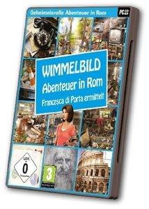 Wimmelbild - Abenteuer in Rom