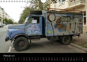 Alternativer Berlinkalender (Wandkalender 2016 DIN A4 quer)