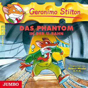 Geronimo Stilton 04. Das Phantom in der U-Bahn