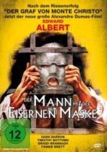 Der Mann mit der eisernen Maske (DVD)
