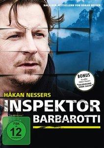 Håkan Nessers Inspektor Barbarotti