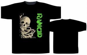 Rat Skull (T-Shirt Größe XL)