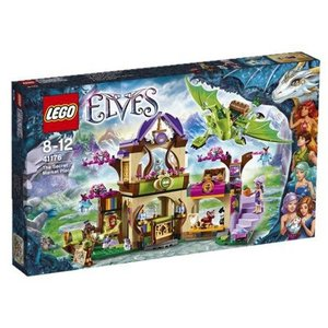 LEGO Elves 41176 Der geheime Marktplatz
