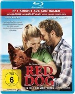 Red Dog-Blu-ray Disc