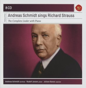 Andreas Schmidt sings Strauss Songs