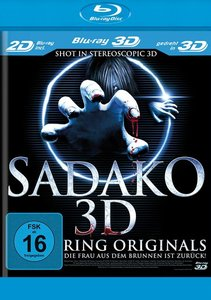 Sadako-Ring Originals-Blu-ray Disc-3D