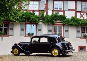 Citroën 11 CV Traction Avant - die Legende