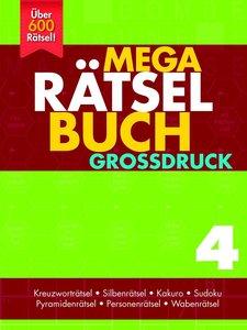 Mega-Rätselbuch 4