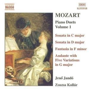 Klavierduette Vol.1