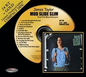 Mud Slide Slim-24k Gold-CD