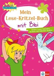 Mein Lese-Kritzel-Buch mit Bibi
