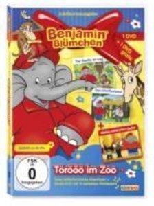 Benjamin Blümchen Jubil.Gorilla ist weg/Giraffenh