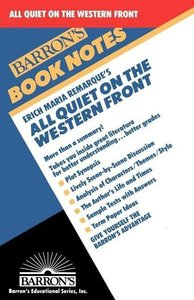 Erich Maria Remarque\'s All Quiet on the Western Front