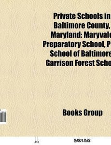Private schools in Baltimore County, Maryland