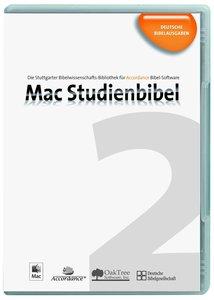 Mac Studienbibel 2: Deutsche Bibelausgaben