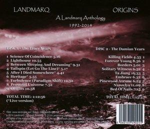 Origins/Anthology 1991-2014