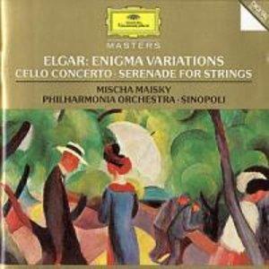 Cellokonzert op.85/Enigma Variationen