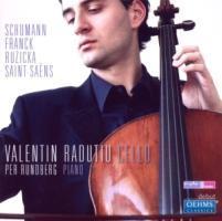 Werke Für Cello & Klavier - zum Schließen ins Bild klicken