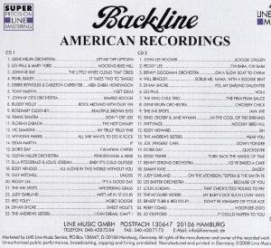 Backline Vol.36