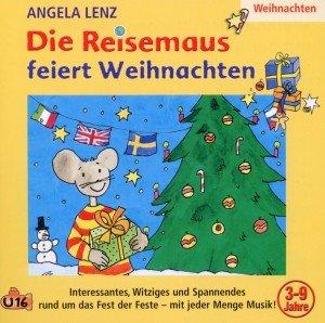 Die Reisemaus Feiert Weihnachten