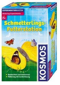 Schmetterlings-Futterstation