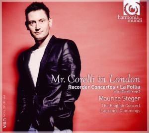 Mr.Corelli In London