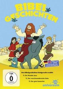 Bibel Geschichten DVD 5