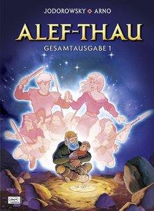 Alef-Thau Gesamtausgabe 01