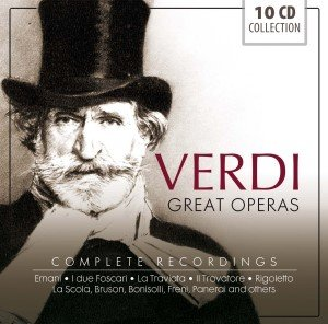 Verdi: Great Operas,Complete Recordings