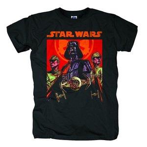 Dark Force,T-Shirt,Größe S,Schwarz
