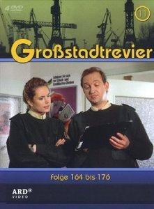 Grossstadtrevier-Box 11 (Folge 164-175)