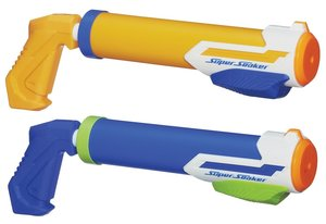 Hasbro A4842E24 - Super Soaker: Tidal Tube, 2 Pack