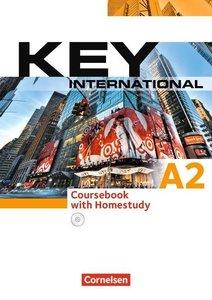 Key - Internationale Ausgabe A2. Kursbuch mit CDs