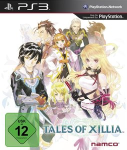 Tales of Xillia - Day 1 Edition