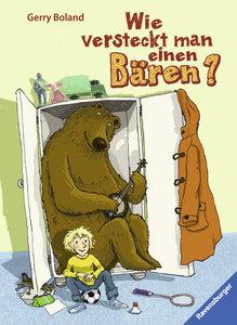 Wie versteckt man einen Bären?