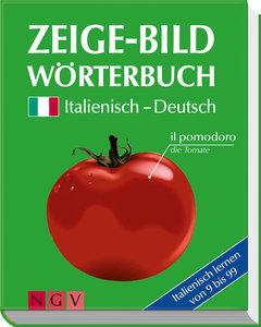 Zeige-Bildwörterbuch Italienisch-Deutsch