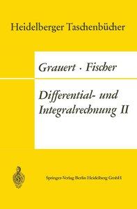 Differential- und Integralrechnung II