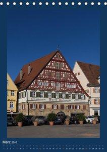 Esslingen am Neckar - Sehenswertes (Tischkalender 2017 DIN A5 ho
