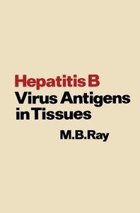 Hepatitis B Virus Antigens in Tissues