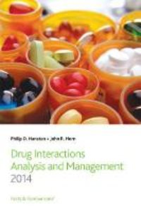 Drug Interaction Analysis and Management 2014