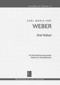 Drei Walzer
