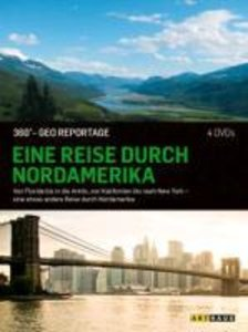 360° - Geo Reportage - Eine Reise durch Nordamerika