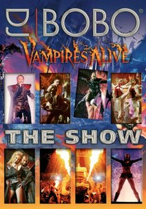 Vampires Alive-The Show